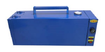 Печь для прокалки электродов ПСПЭ 20-400.