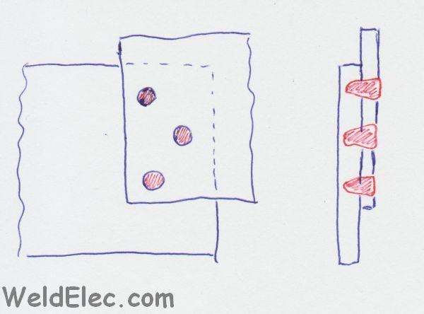 заклепочные швы
