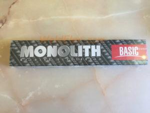 Сварочные электроды Монолит