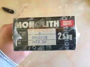 Электроды для сварки от Монолит