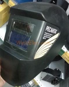 Ресанта. Сварочная маска Хамелеон МС-2